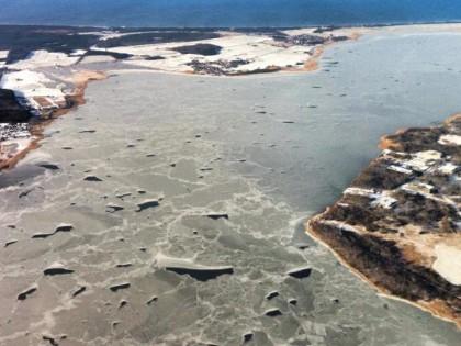 Rundflüge über herrliche Winterlandschaften der Ostseeküste MV's