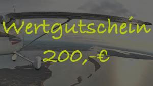 Wertgutschein 200,-€